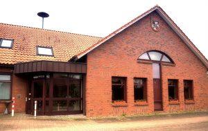 Oersdorf - Eingang Dorfgemeinschaftshaus