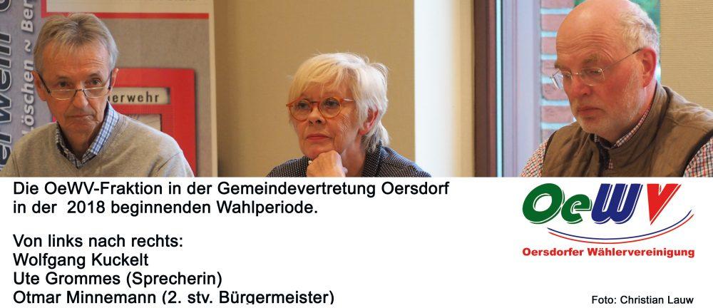 Oersdorfer Wählervereinigung